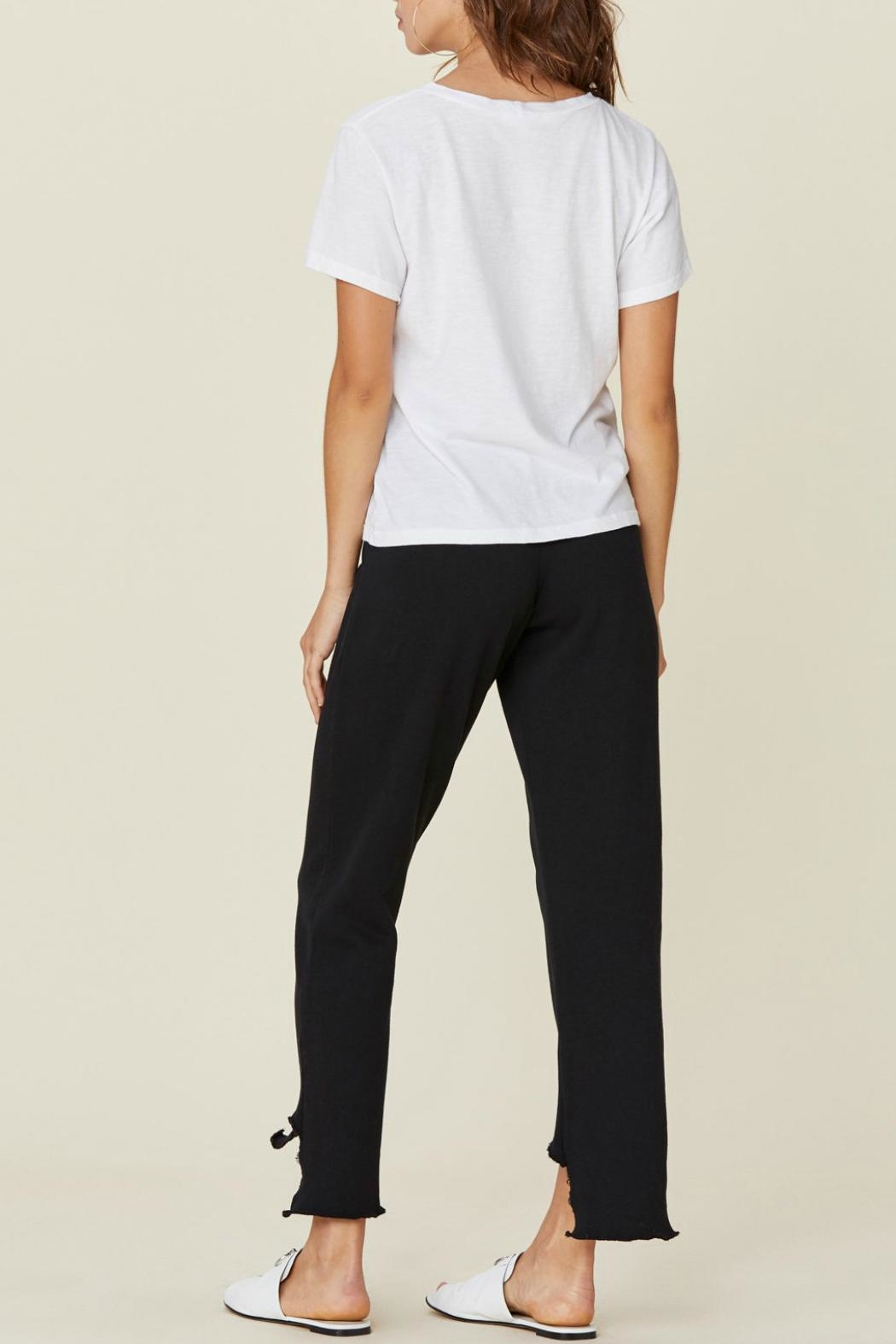 LNA Orion Tee - Back Cropped Image