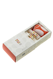 Orla Kiely Geranium Bath Set - Product Mini Image