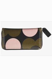 Orla Kiely Flower Big Zip Wallet - Product Mini Image