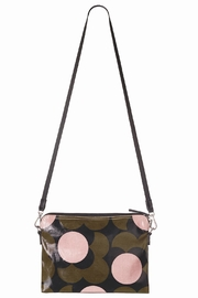 Orla Kiely Flower Travel Pouch - Side cropped