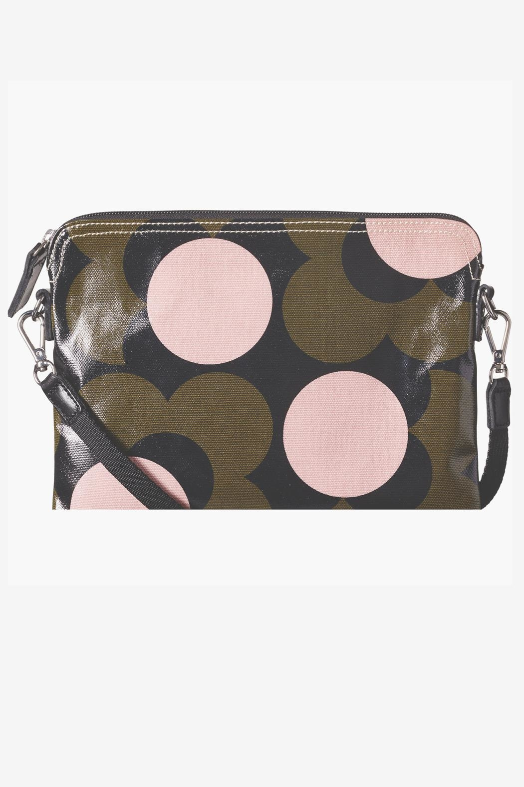 Orla Kiely Flower Travel Pouch - Front Cropped Image