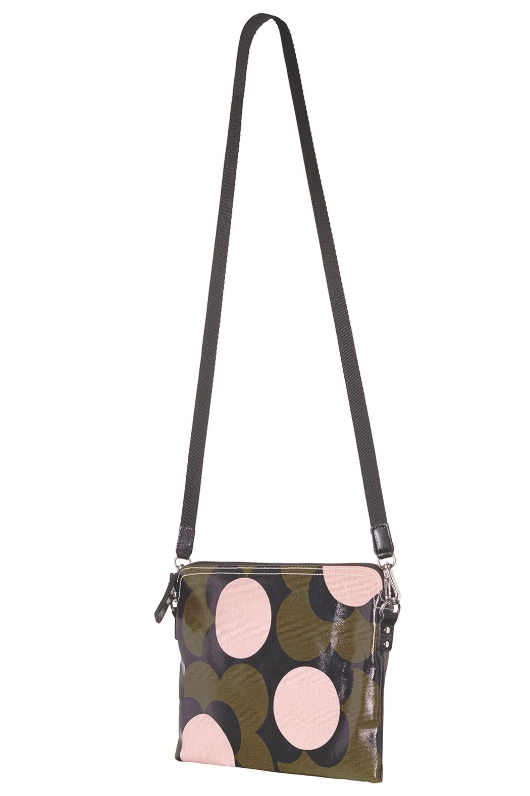 Orla Kiely Flower Travel Pouch - Front Full Image