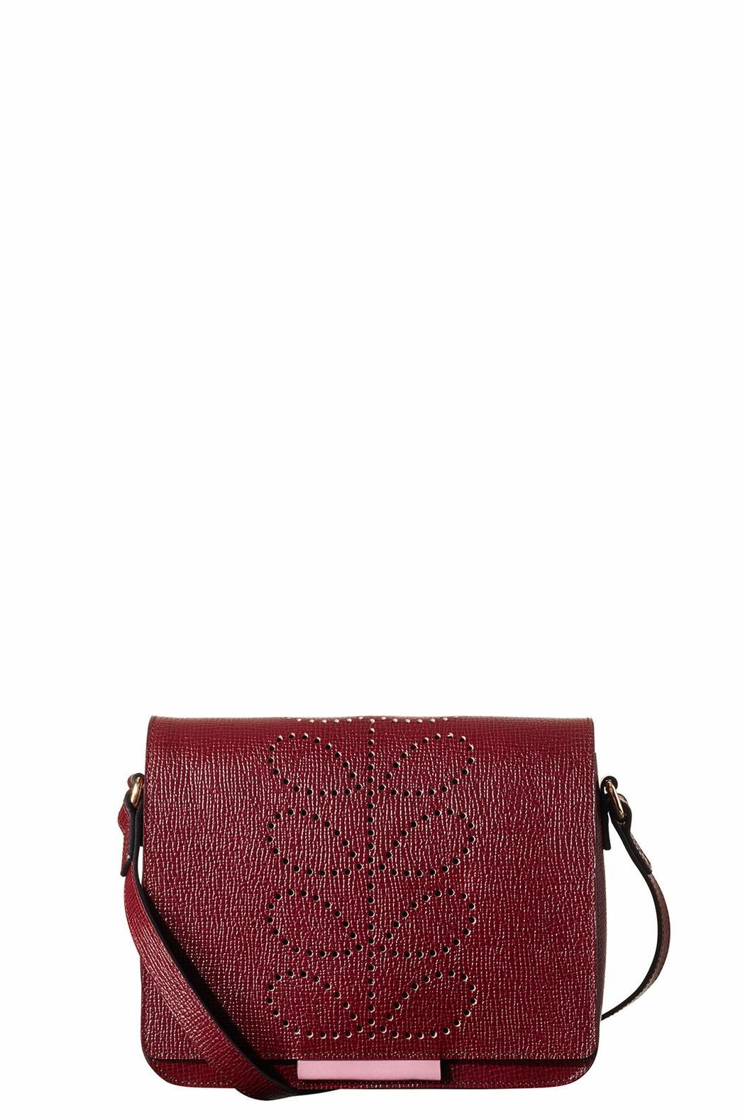 Orla Kiely Ivy Leather Berry from Dublin by Anastasiashop — Shoptiques