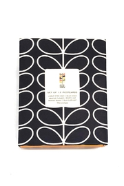 Orla Kiely Mod Postcard Set - Product Mini Image
