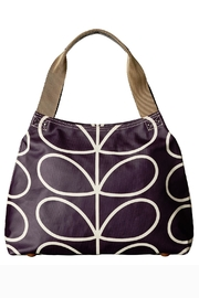 Orla Kiely Orchid Shoulder Bag - Product Mini Image