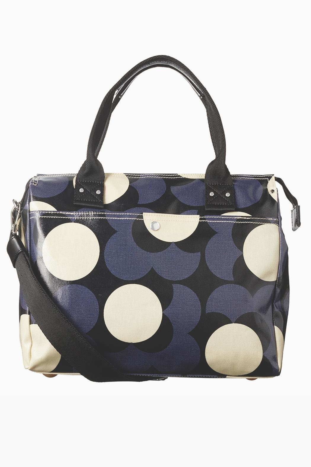 Orla Kiely Small Zip Messenger - Front Cropped Image