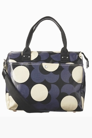 Orla Kiely Small Zip Messenger - Product Mini Image