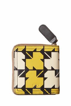 Orla Kiely Sycamore Leaf Wallet - Product List Image