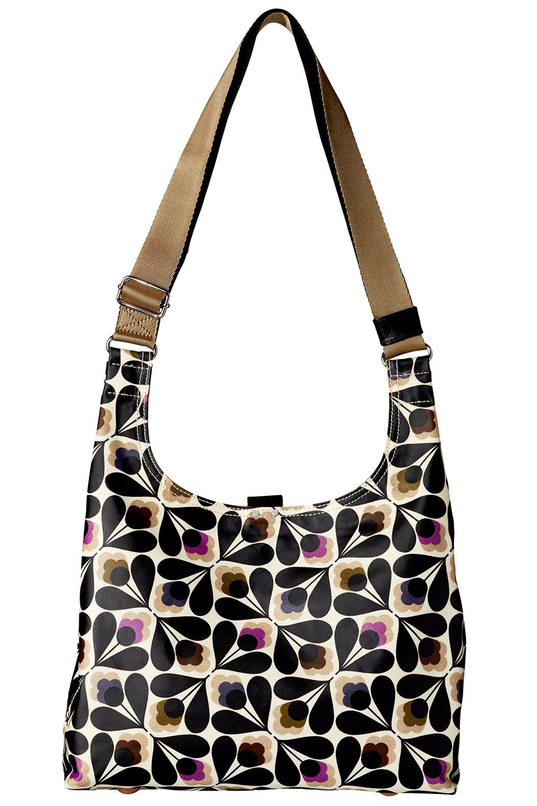 Orla Kiely Sycamore Midi Sling - Front Cropped Image