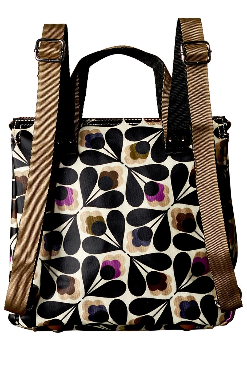 Orla Kiely Sycamore Small Backpack - Side Cropped Image