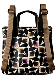 Orla Kiely Sycamore Small Backpack - Side cropped