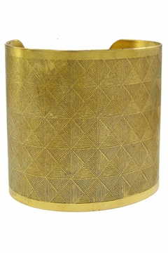 Shoptiques Product: Power Cuff Bracelet