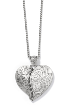 Brighton Ornate Heart Convertible Necklace - Product List Image