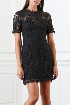 SHILLA THE LABEL Ornate Lace Dress - Product List Image
