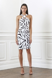 SHILLA THE LABEL Ornate Print Bodycon - Product Mini Image