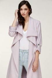 Soia & Kyo Ornella Draped Trench - Other