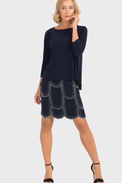 Shoptiques Product: Orpheum Dress in Midnight Blue