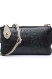 jen & co Ostridge wristlet hand bag - Product Mini Image