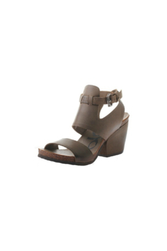 Shoptiques Product: Heeled Leather Sandal