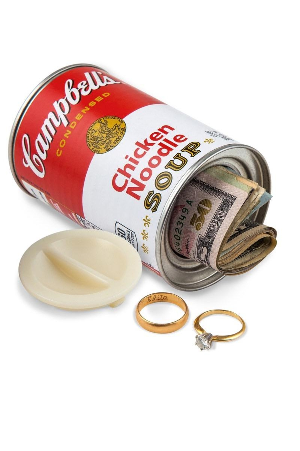 Other Campbells Chicken Noodle Soup Can Safe - Main Image