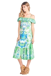 Other Celine Green Dress - Other