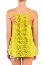 Other's Follow Lace Back Tank - Front full body
