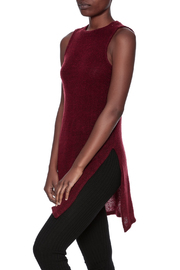 Others Follow  Brigitte Sleeveless Sweater - Product Mini Image