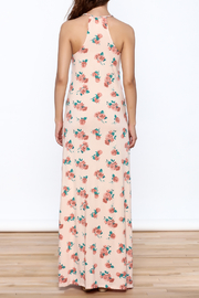 Others Follow  Callie Floral Maxi Dress - Back cropped