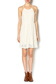 Others Follow  Freefall Lace Dress - Front full body