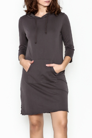 Others Follow  Hooded Pocket Tunic Dress - Product Mini Image