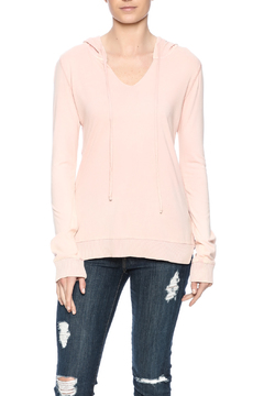 Others Follow  Pink Jordana Hoodie - Product List Image