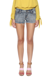 Others Follow  Willow Cut Off Shorts - Side cropped