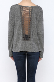 Others Follow  Winding Road Sweatshirt - Back cropped