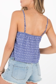 Others Follow  Aria Tank Top - Back cropped