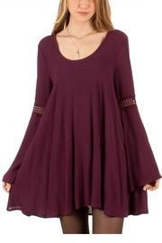 Others Follow  Bell Sleeve Dress - Product Mini Image