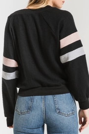 Others Follow  Carlise Pullover Top - Back cropped