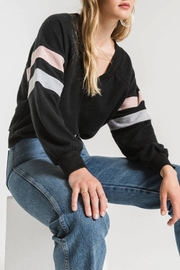Others Follow  Carlise Pullover Top - Front full body
