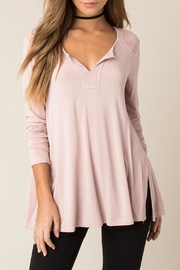 Others Follow  Comfy Long Sleeved Shirt - Product Mini Image