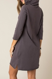 Others Follow  Cozy Sweatshirt Dress - Front full body