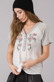 Others Follow  Embroidered Tee - Product Mini Image