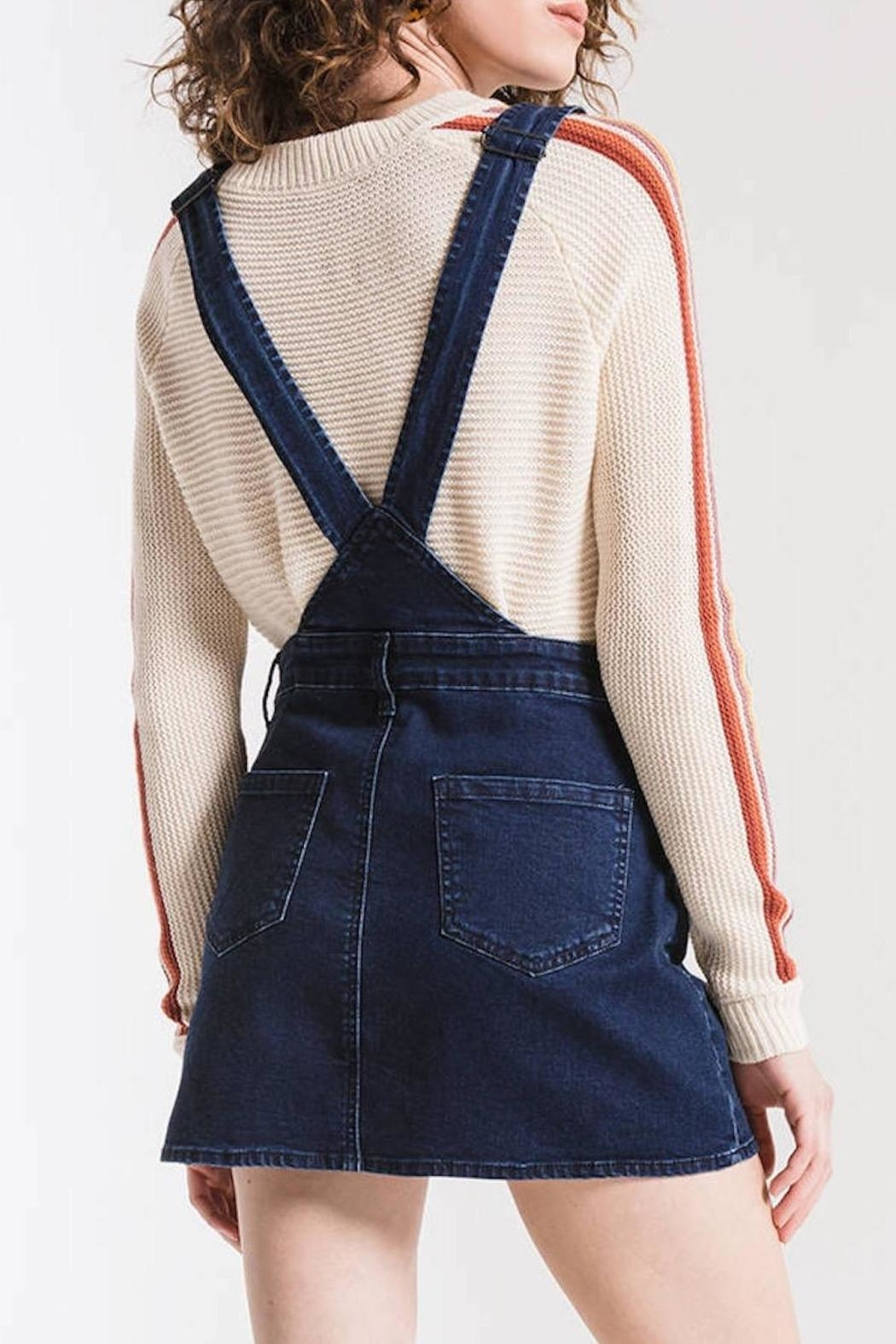 Others Follow  Finley Coverall Dress - Back Cropped Image