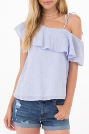 Others Follow  Free Ruffle Top - Product Mini Image