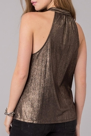 Others Follow  Gold Foil Top - Front full body