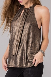 Others Follow  Gold Foil Top - Side cropped
