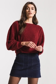 Others Follow  Gwennie Pullover Sweater - Front cropped