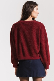 Others Follow  Gwennie Pullover Sweater - Back cropped