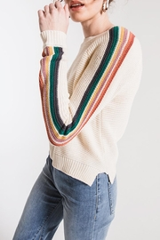 Others Follow  Hawkin Sweater - Front cropped