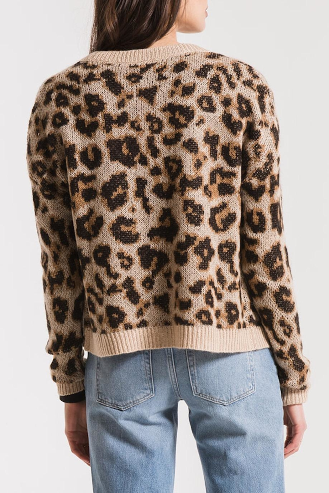 Others Follow  Kitty Cardigan - Front Full Image