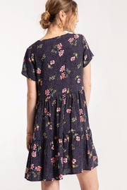 Others Follow  Lily Babydoll Dress - Front full body