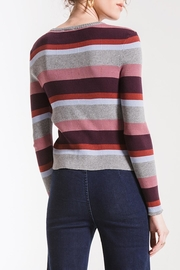 Others Follow  Madeline Striped Sweater - Front full body